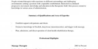 massage therapy cover letter cover letter sample massage
