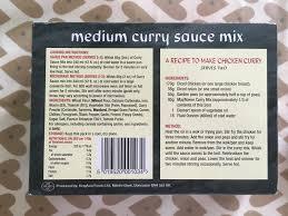 mrs mummy wright mayflower chicken curry