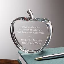 engraved keepsakes personalized apple gift