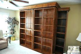sliding bookcase murphy bed ideas collection diy sliding bookcase for your bookcase murphy bed