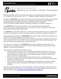 Army Resume Sample Job Description For The Army Resume Sample