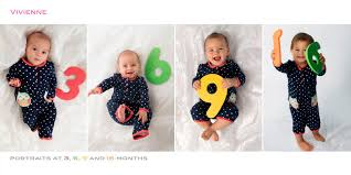 baby album baby s year album tricia koning photography