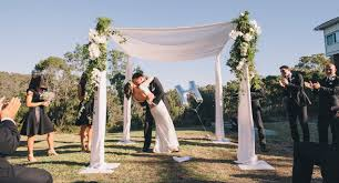 Wedding Arches For Hire Wedding Ceremony Decoration Hire Lookbook