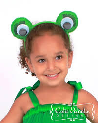 Toad Halloween Costume Enchanted Toad Frog Eyes Costume Headband Cutiepatootiedesignz