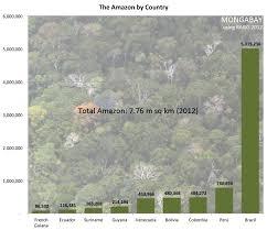 south america map rainforest the rainforest