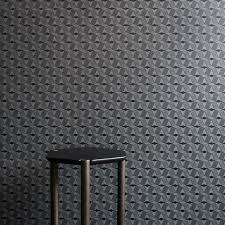 diamond graphite removable wallpaper tiles set of 2