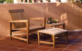 best outdoor teak furniture home design by fuller