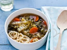 Main Dish Vegetables - asian vegetable soup with noodles recipe quick from scratch