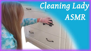 cleaning lady asmr kitchen cabinets youtube