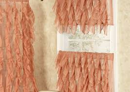 curtains sheer cafe curtains savings window panel curtains
