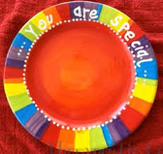 plate you are special catholic all year every kid is special three days per year