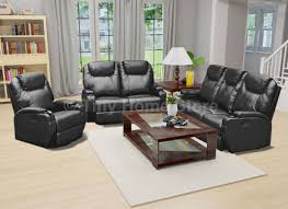Lazy Boy Leather Sofa by Brown Leather Reclining Lazy Boy Sofa And Swivel Reclining Chair