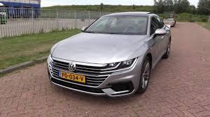 new volkswagen arteon new volkswagen arteon r line in depth review interior exterior