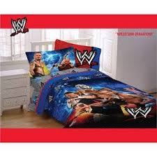 Wwe Bedding Wwe Wrestling Champons Double Bed Comforter Padded Duvet With