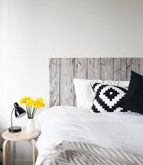 bed headboards diy diy homemade headboard ideas apartment therapy