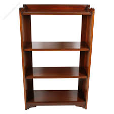 edwardian mahogany open bookshelves antiques atlas