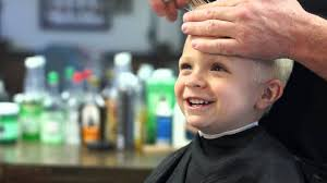 child haircut at courtney brothers barber and shaving parlor youtube