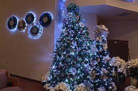 astonishing decoration blue and white led lights led