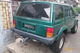 jeep cherokee xj 4x4 1995 jakarta timur jualo