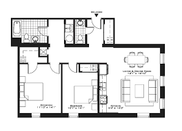 2 Bedroom Condo Floor Plans 1 Bedroom Condo Floor Plans With Cstudio Apartment Australia