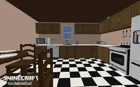 Minecraft Kitchen Furniture The Map For Minecraft 1 10 2 9minecraft Net
