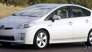 toyota prius brake recall toyota prius recall 8 500 uk cars affected