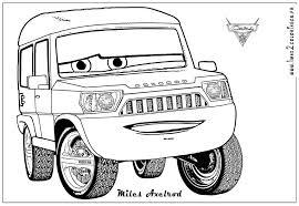 cars 2 coloring pages chuckbuttcom disney cars 2 coloriages et