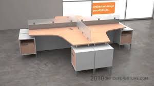 2010 Office Furniture by Teamworx Desks By Deskmakers Video 2010of Com Youtube