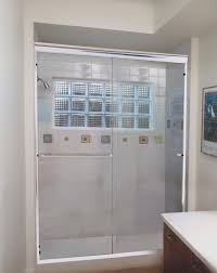 glass shower sliding doors interior frameless sliding glass shower doors frameless sliding
