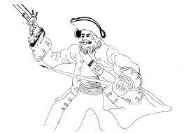 Personne A Colorier A Pirate Personne Colorier  smartgorodme