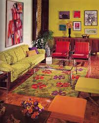 magical mystery décor trippy home interiors of the 60s and 70s in