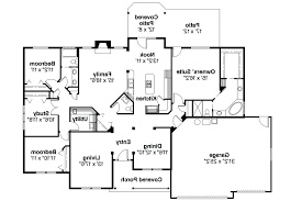 split ranch floor plans 3 bedroom split ranch floor plans one story house unique awesome