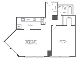 bedroom floor plans chicago apartments presidential towers
