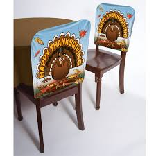 easy clean thanksgiving chair cover cappel s