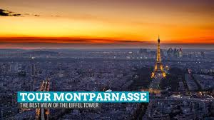 The Eiffel Tower by The Best View Of The Eiffel Tower Tour Montparnasse Paris The