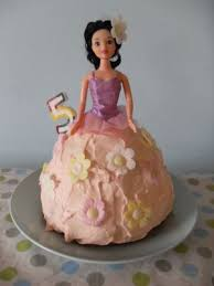 kids cake ideas princess cake