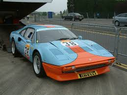 gulf racing finally a gulf coloured ferrari ferrari life