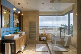 bathrooms design wonderful bathroom design with wood flooring