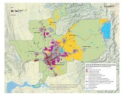 Map Of Sacramento Mind The Gap The Sacramento Region U0027s 2016 Sustainable Communities