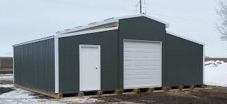modular shop barn garage youtube