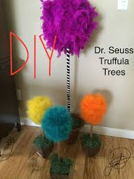 Pom Trees Diy Truffula Tree Youtube
