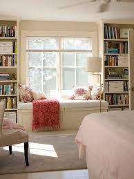 Window Seat Bookshelves Master Bedroom Planning Window Seats Bookshelves And Nooks