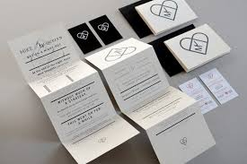 Folded Wedding Invitations 50 New Creative Wedding Invitations For Design Inspiration Web