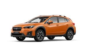 suv subaru 2017 all new subaru xv shown at geneva chasing cars