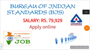 bis bureau bis recruitment 2018 salary 80 000 scientist b bureau of indian