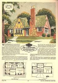 Antique House Plans 173 Best Sears Catalog Homes Images On Pinterest Vintage Houses