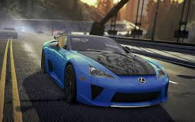 custom lexus lfa need for speed most wanted lexus lfa by grt101 on deviantart