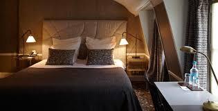 chambre style africain boutique hôtel paris louvre chambre club hôtel thérèse idees