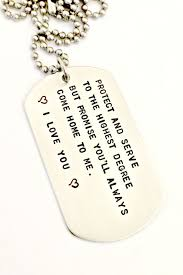 Personalized Dog Tag Necklaces Best 25 Dog Tag Necklace Ideas On Pinterest Dog Tags Military