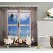 Blue And Brown Bathroom Sets Seashell Bathroom Decor